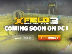 Xfield paintball