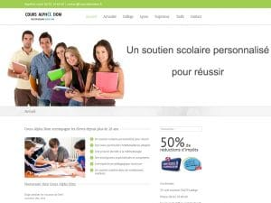 Cours Alpha Dom