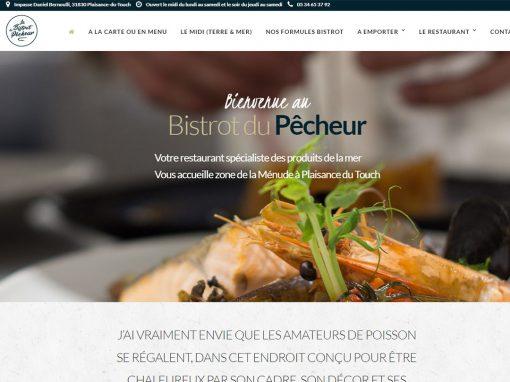 Création du site internet d'un restaurant